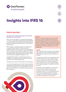 IFRS 16 article cover image